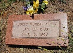 Audrey <I>Murray</I> Arney