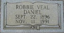 Robbie <I>Veal</I> Daniel