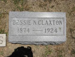 Bessie N. Claxton