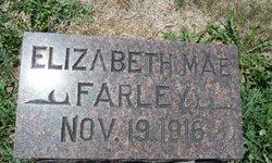 Elizabeth Mae Farley