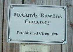 McCurdy-Rawlins Cemetery