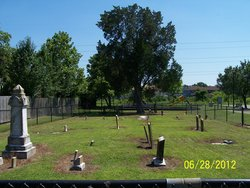 Hargrove-Petree-Wilber Family Cemetery