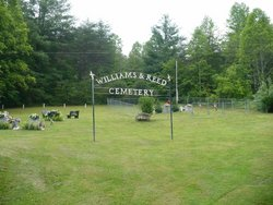 Williams and Reed Cemetery
