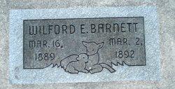 Wilford Ephraim Barnett