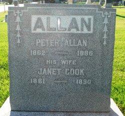 Janet <I>Cook</I> Allen