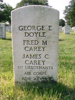 1LT George Edward Doyle