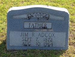 """James Richard """"Jim"""" Adcox"""