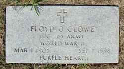 Floyd Orren Clowe