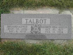 Elizabeth Irene <I>Griffeth</I> Talbot