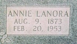 Annie Lanora <I>McDonald</I> Johnson