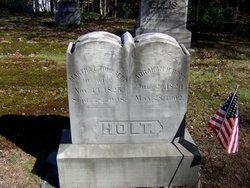 Abraham H Holt