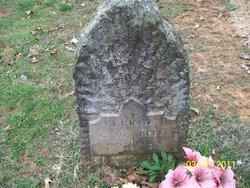 Tennessee Belle <I>Kilburn</I> Felkins