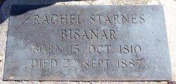 Rachel <I>Starnes</I> Bisanar