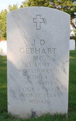 J D Gebhart