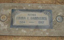 Emma E <I>Haun</I> Bannister