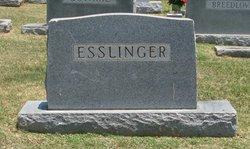 Harry Wright Esslinger