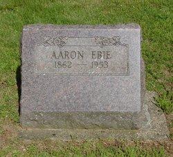Aaron Ebie
