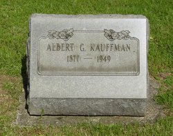 Albert G Kauffman