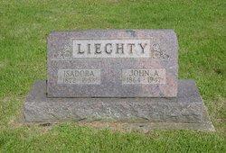 John A Liechty