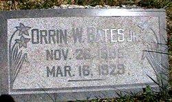 Orrin William Bates, Jr
