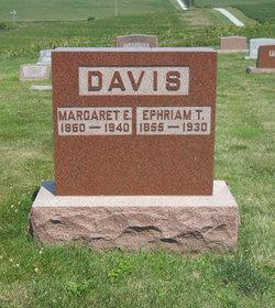 Ephriam T Davis