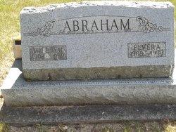 Elvera <I>Pearson</I> Abraham