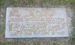 1LT John William Easton
