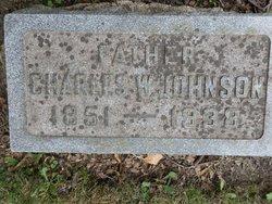 Charles W Johnson