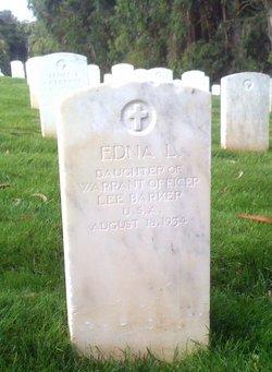 Edna L. Barker