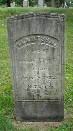 Clarissa <I>Daniels</I> Clark