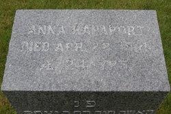 Anna Rapaport