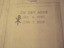Joe Dan Adair