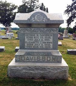 "Elizabeth Jane ""Jennie"" <I>Jones</I> Davisson"