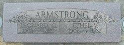 Ethel Verna <I>Campbell</I> Armstrong