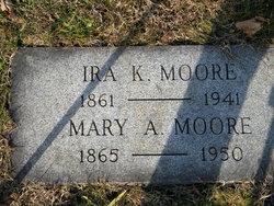Mary Ada <I>Wilson</I> Moore