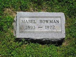 Mabel Bowman