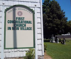 New Village Congregational Church Cemetery