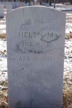 Helen M Albright