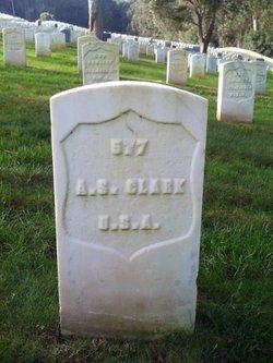 Albert S Clark