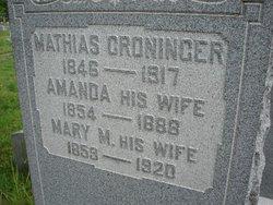 Mathias Croninger