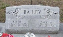 Bessie Ione <I>King</I> Bailey