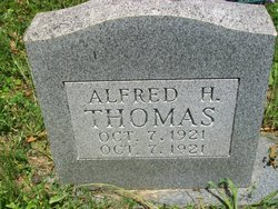 Alfred H Thomas