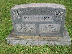 Nancy Ann <I>Snodgrass</I> Phillips