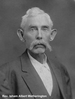 Isham Albert Wetherington