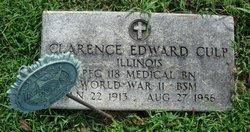 Clarence Edward Culp