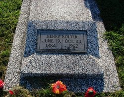 Henry Kolter