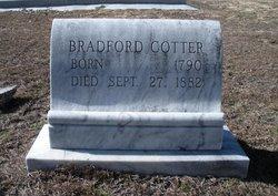 Bradford Cotter