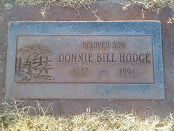 Donnie Bill Hodge