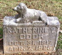 Katherine V Cook