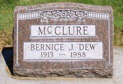 """Bernice Jessie """"Dew"""" McClure"""